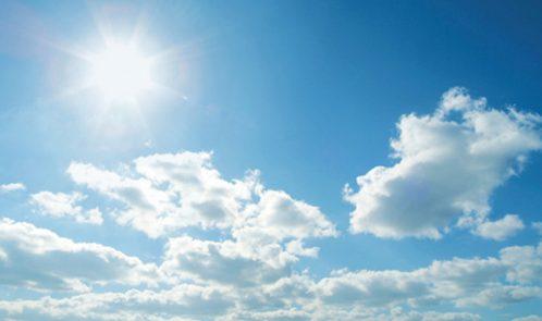 Как нарисовать небо.