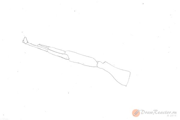 Как нарисовать автоматШаг 3.